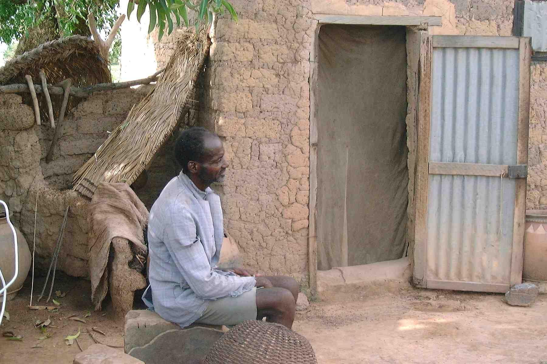 Resident in Burkina Faso