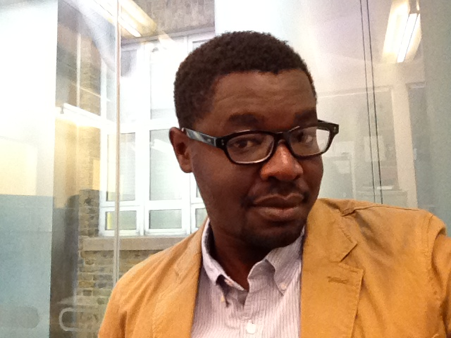Harold Ocholla MCDC post-doctoral researcher