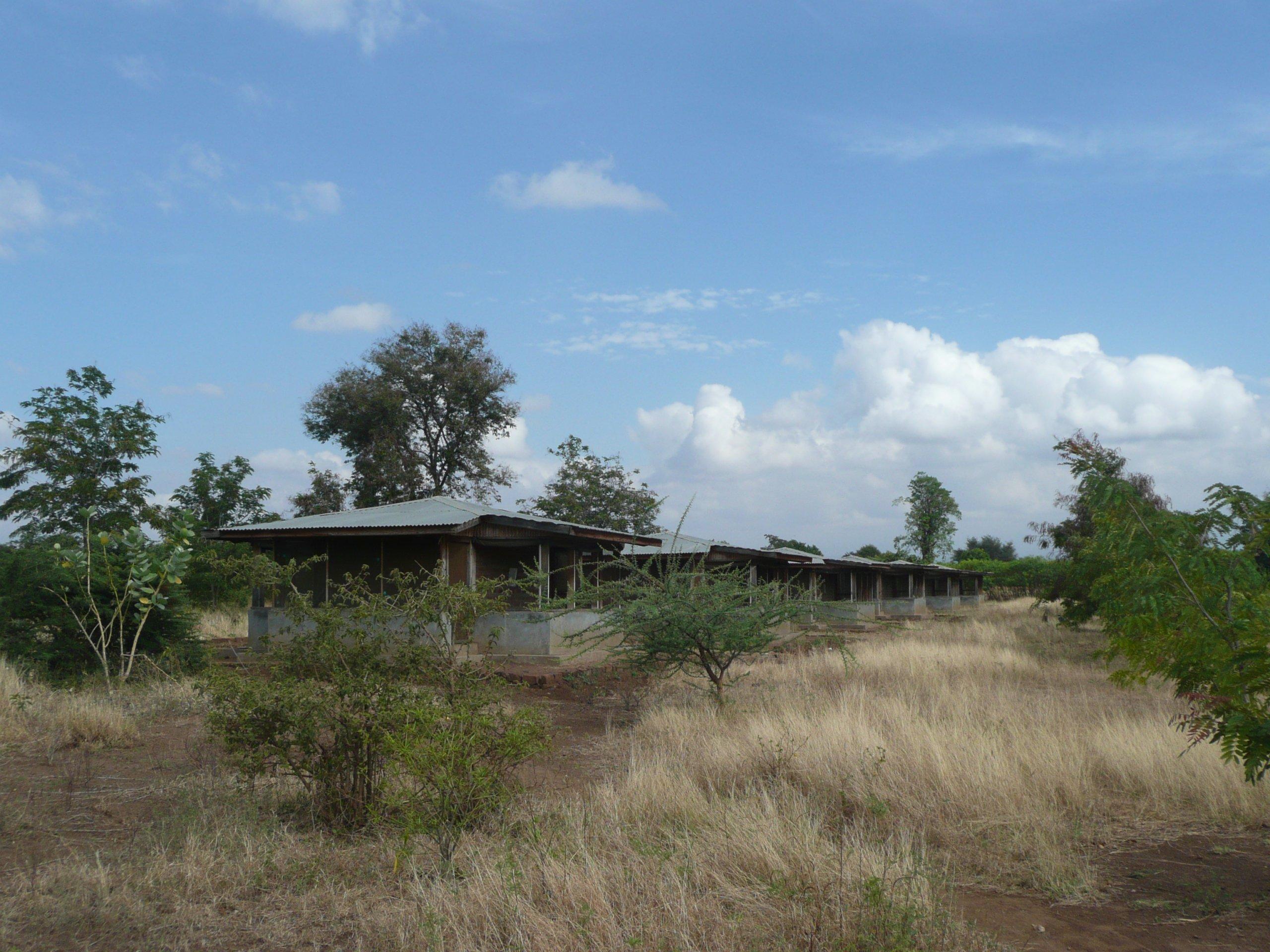 Experimental Huts Lower Moshi