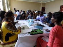 MCDC Career Development Group meeting