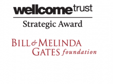 Wellcome Trust Logo and Bill & Melinda Gates Foundation Logo